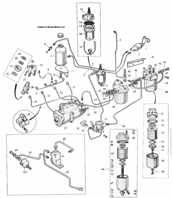 diagrams wiring   massey ferguson mf 35 parts diagram